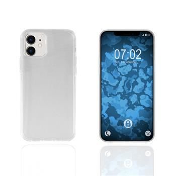 Silicone Case iPhone 12 transparent Crystal Clear Cover