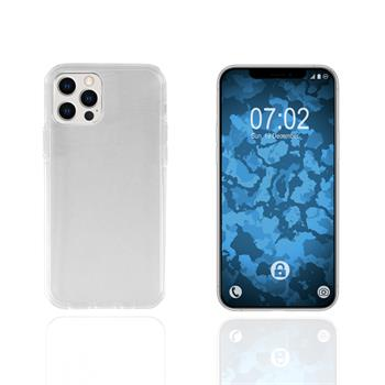 Silicone Case iPhone 12 Pro Max transparent Crystal Clear Cover
