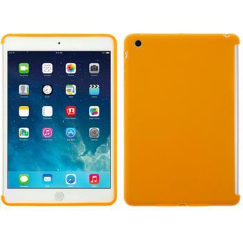 Silicone Case for Apple iPad Mini 3 2 1 matt orange