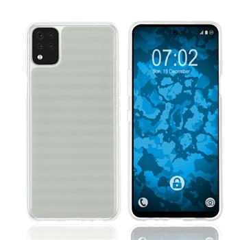 Silicone Case K42 transparent Crystal Clear