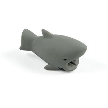 Mobile Phone Plug Protector Cable - shark
