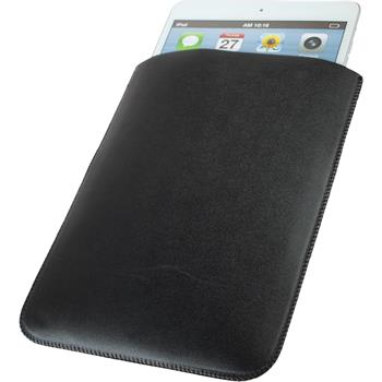 Artificial Leather Case for Apple iPad Mini 3 2 1 Bag black