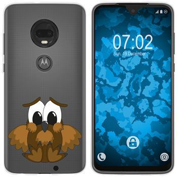 Motorola Moto G7 Plus Silicone Case Cutiemals M9