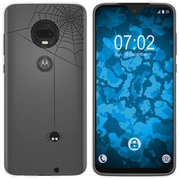 Motorola Moto G7 Silicone Case autumn M3