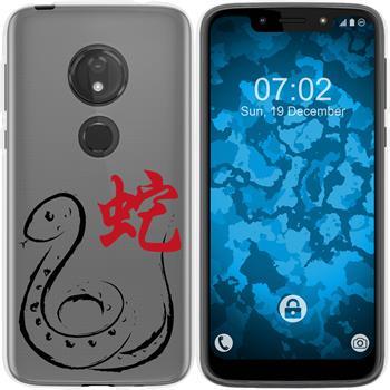 Motorola Moto G7 Play Silicone Case Chinese Zodiac M6