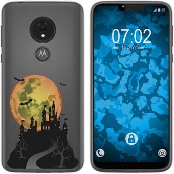 Motorola Moto G7 Power Silicone Case autumn M4