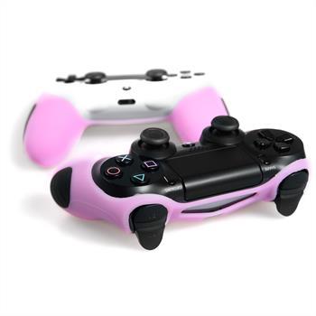 PhoneNatic Controller-Hülle Rosa für das PlayStation 4 Gamepad