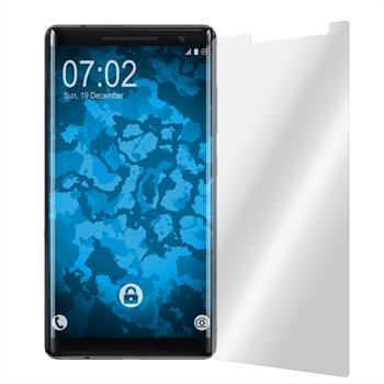 4 x Nokia 8 Sirocco Schutzfolie klar