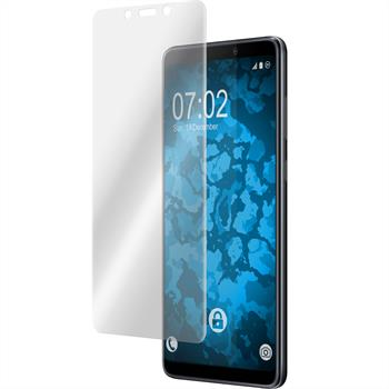 1 x Galaxy A9 (2018) Protection Film clear Flexible films