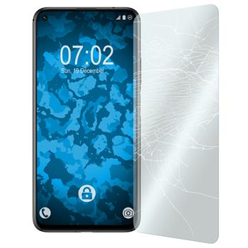 1 x Honor 20 Pro Protection Film Tempered Glass clear