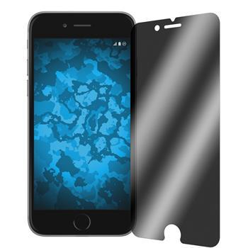 2 x iPhone 6s / 6 Schutzfolie Privacy