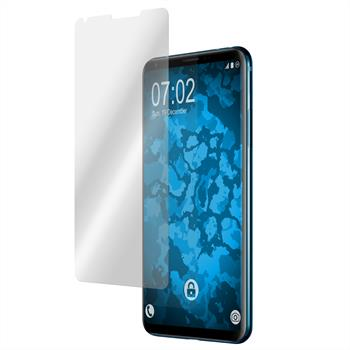 2 x V30S ThinQ Protection Film clear