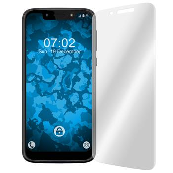 1 x Moto G7 Play Protection Film clear Flexible films