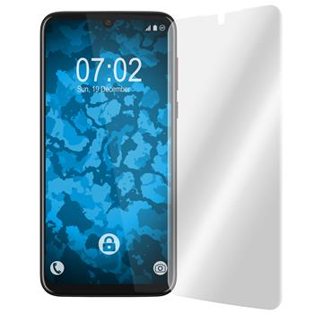 2 x Moto G8 Play Protection Film clear Flexible films