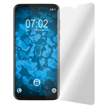 2 x Moto G8 Play Protection Film clear