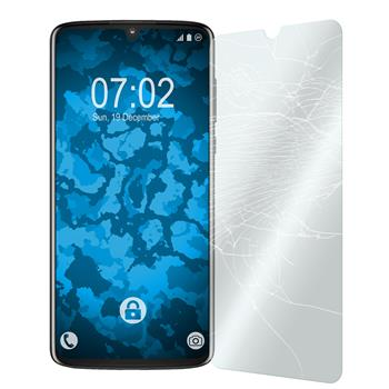 1 x Moto Z4 Protection Film Tempered Glass clear