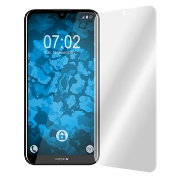 2 x Nokia 2.2 Protection Film clear Flexible films
