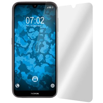 2 x Nokia 4.2 Protection Film clear