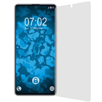 2 x Galaxy Note 10 Lite Protection Film anti-glare (matte)