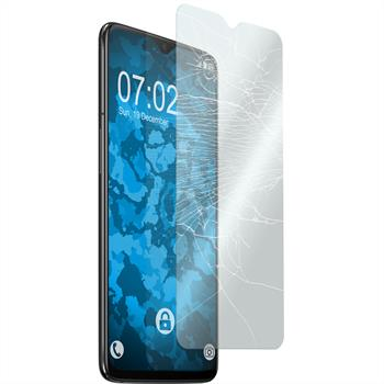 1 x OnePlus 6T Protection Film Tempered Glass clear