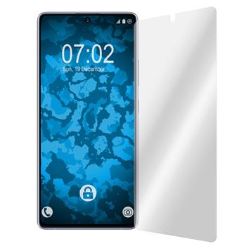 8 x Galaxy S10 Lite Protection Film clear