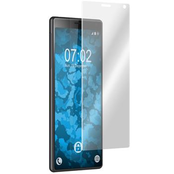 4 x Xperia 10 Protection Film clear Flexible films