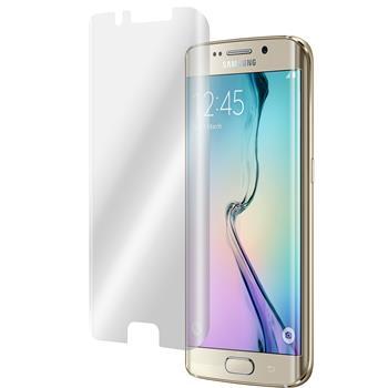 2 x Galaxy S6 Edge Schutzfolie klar curved