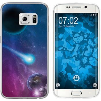 Samsung Galaxy S6 Edge Silicone Case  M6