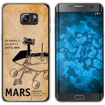 Samsung Galaxy S7 Edge Silicone Case  M2