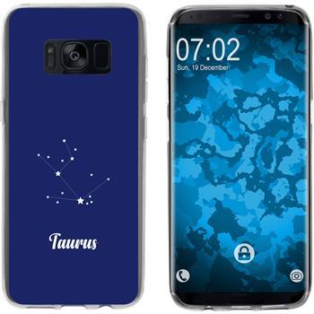 Samsung Galaxy S8 Plus Silicone Case Zodiac M8