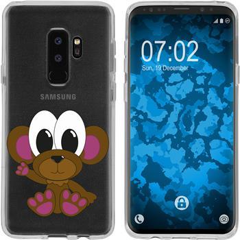 Samsung Galaxy S9 Plus Silicone Case Cutiemals M3