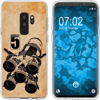 Samsung Galaxy S9 Plus Silicone Case  M3