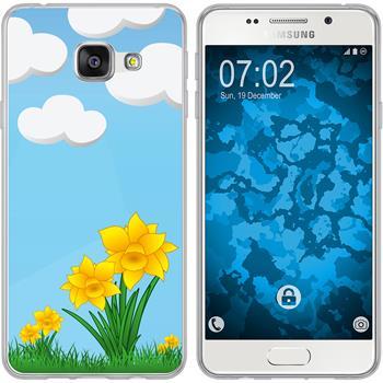 Samsung Galaxy A3 (2016) A310 Silicone Case Easter M4