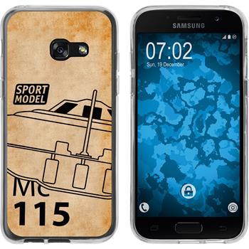 Samsung Galaxy A3 2017 Silicone Case  M1