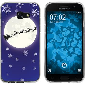 Samsung Galaxy A5 2017 Silicone Case Christmas X Mas M4
