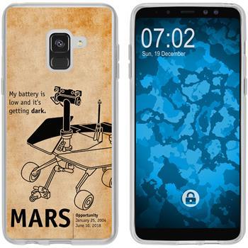 Samsung Galaxy A8 (2018) EU Version Silicone Case  M2