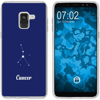 Samsung Galaxy A8 (2018) Plus Silicone Case Zodiac M3