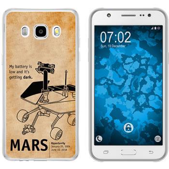 Samsung Galaxy J5 (2016) J510 Silicone Case  M2