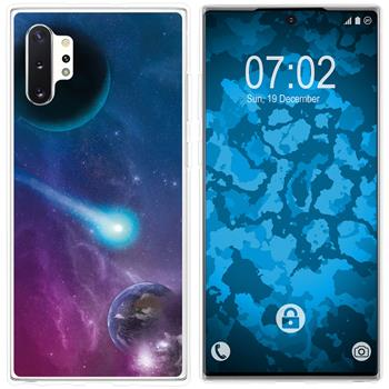 Samsung Galaxy Note 10+ Silicone Case  Comet M6