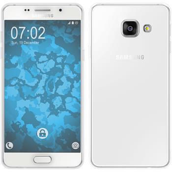 Silicone Case for Samsung Galaxy A3 (2016) A310 360° Fullbody transparent