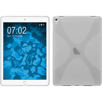 Silicone Case for Apple iPad Pro 9.7 X-Style transparent