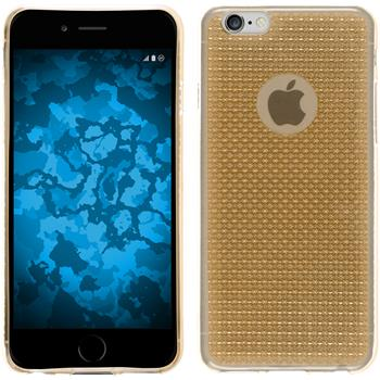 Silicone Case for Apple iPhone 5 / 5s / SE Iced gold