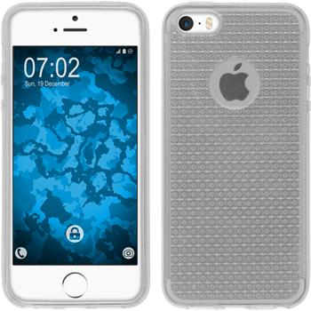 Silicone Case for Apple iPhone 5 / 5s / SE Iced transparent