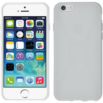 Silicone Case for Apple iPhone 6 X-Style white