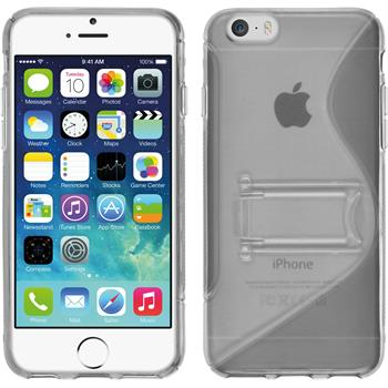 Silicone Case for Apple iPhone 6  gray