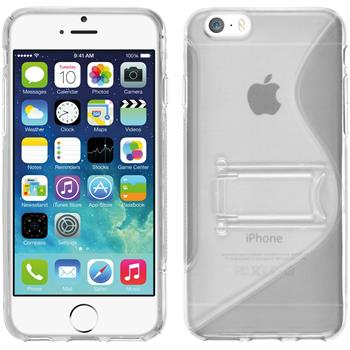 Silicone Case for Apple iPhone 6  transparent
