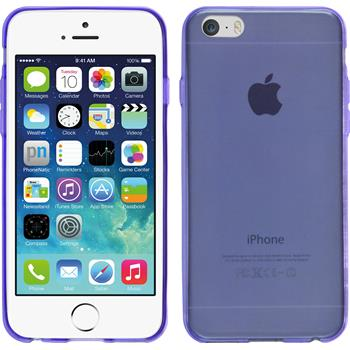 Silicone Case for Apple iPhone 6 Slimcase purple