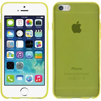 Silicone Case for Apple iPhone 6 Slimcase yellow