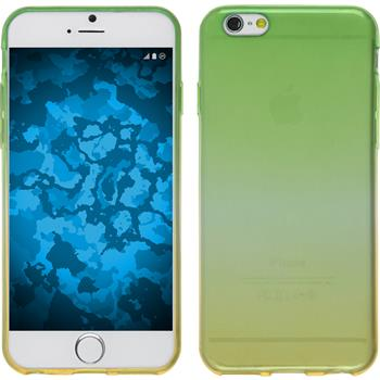 Silicone Case for Apple iPhone 6s / 6 Ombrè Design:03