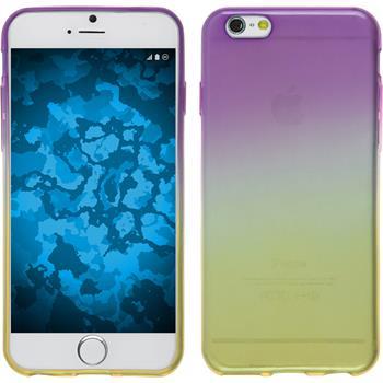 Silicone Case for Apple iPhone 6s / 6 Ombrè Design:05
